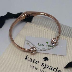🆕Kate Spade Lady Marmalade Cuff Bracelet🆕